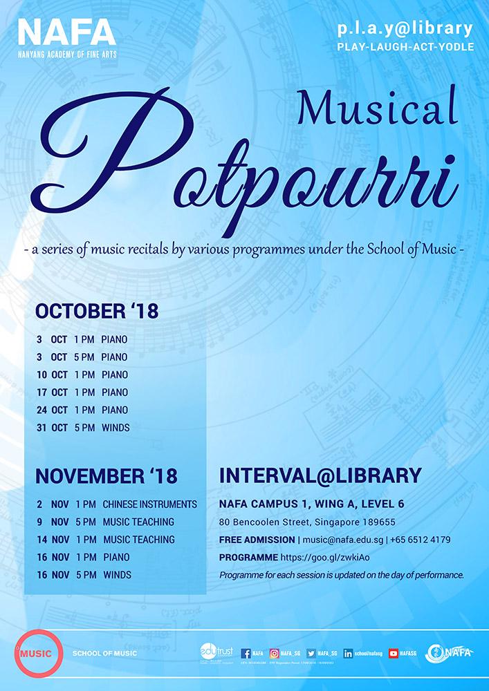 Musical-Potpourri